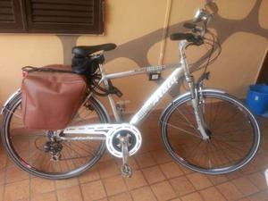 Atala da uomo bici bike trekking da 28 super accessoriata
