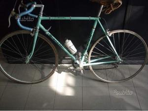Bicicletta da corsa bianchi anni 70