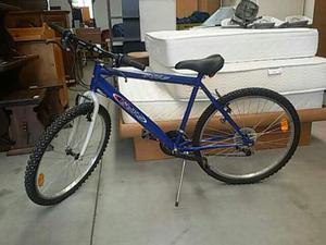Bicicletta uomo blu kalin