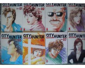 City Hunter complete edition (completo)