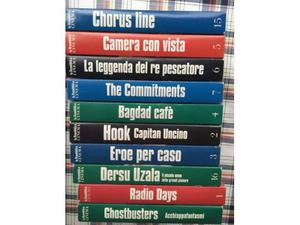 Film vhs coll. cinema di repubblica