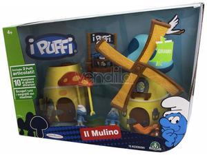 Giochi Preziosi - Il Mulino Dei Puffi