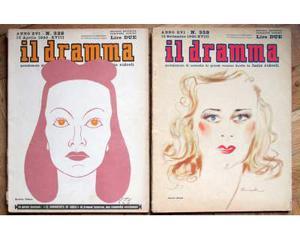Il dramma rivista quindicinale di teatro
