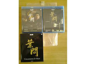 Ip Man Collezione Box 2 Blu-ray RARO