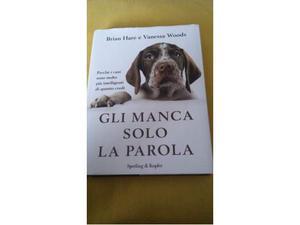 LIBRO- saggio sui cani