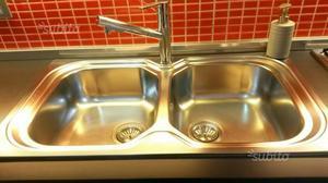 Lavello per cucina professionale acciaio inox posot class - Lavandino cucina ristorante ...