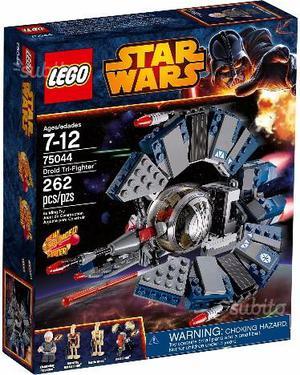 Lego Star Wars Droid tri-fighter  nuovo