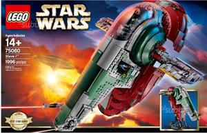 Lego Star Wars Slave I  nuovo