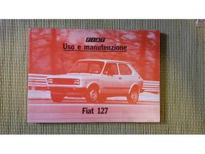 Libretto uso e manutenzione Fiat  sport