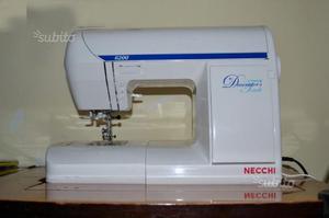 Macchina da cucire per punto di copertura posot class for Pedale per macchina da cucire necchi