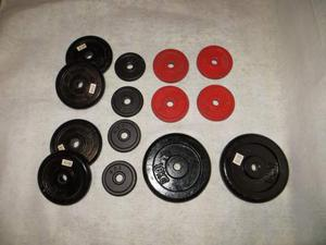 Pesi dischi in ghisa da palestra / pesistica