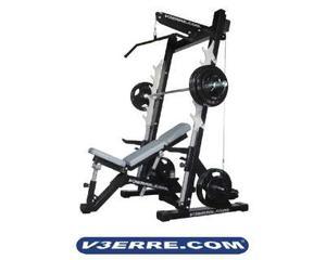 Power rack half s macchina palestra fitness v3erre no