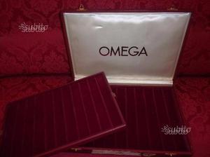 Scatola del tempo Omega originale x 22 orologi