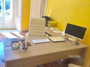 Scrivania Ad Angolo Design : Scrivanie verona parete soggiorno con scrivania crimi arredo