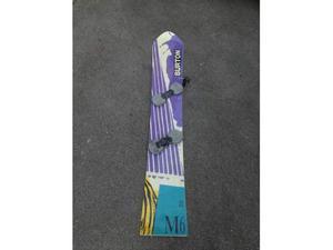 Tavola da snowboard burton m6 vintage