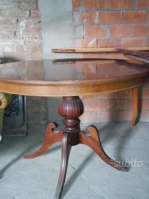 Tavolo stile Luigi Filippo