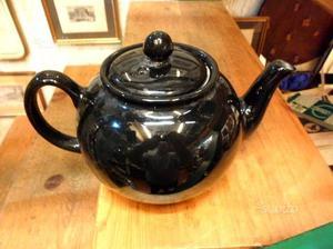 Teiera inglese ceramica vintage Made in England