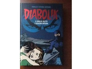 Volume 1 e 3 diabolik rilegati edizione Mondadori