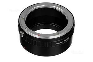 Anello adattatore Fotodiox Nikon to Sony E-mount