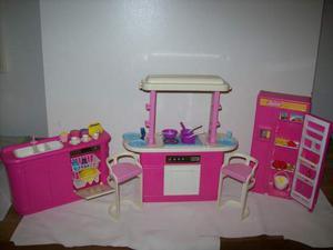 Cucina rosa di barbie | Posot Class