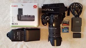 Canon 350D + Sigma  + accessori