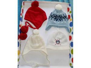 Cappelli 0-12 mesi invernali
