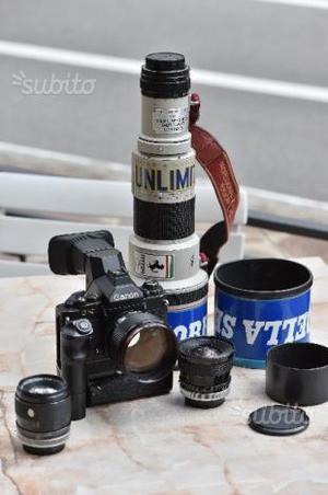 Corredo Canon F1