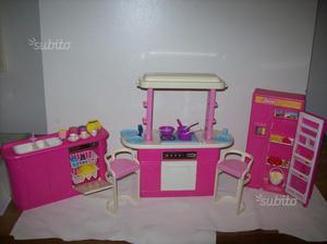 Cucina Anni 80 : Barbie living camere letto cucina anni 80 posot class