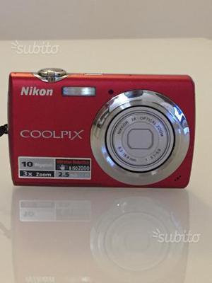 Fotocamera Digitale Nikon Coolpix