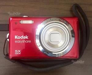 Fotocamera Kodak EasyShare M23 Red 14 mp