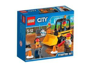 LEGO City Demolition  - Starter Set Cantiere da