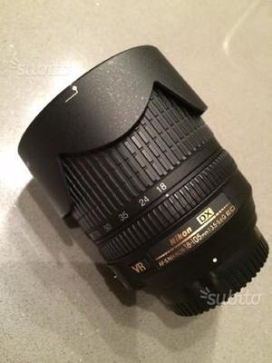NIKON  VR + Nikon D90 (solo in coppia)