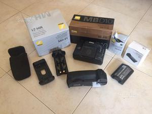Nikon MB D10 battery grip per D700 D300 ECC