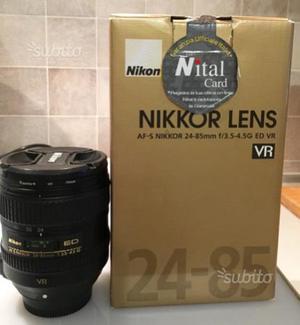Nikon Obbiettivo Nikkor AF-S  VR