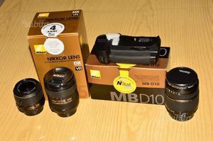 Nikon e Tamron