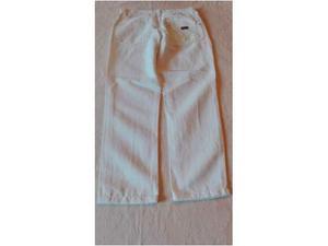 Pantaloni Bianco Fay tg 10 anni