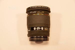 SIGMA 28mm f.1.8. EX DG per CANON