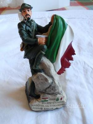 Statua alpino NADIR Reggio Emilia