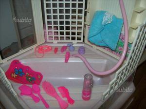 Vasca Da Bagno Barbie Anni 70 : Bagno di barbie anni posot class