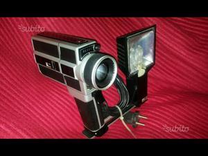 Videocamera vintage Revue super 8 s2
