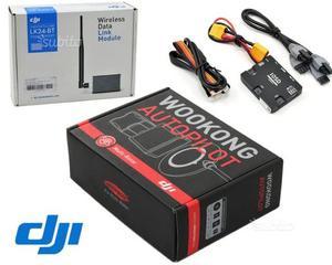 DJI Wookong M con GPS, Datalink IosD telemetria