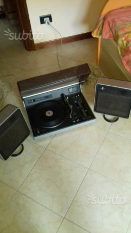Giradischi Stereo vintage 907