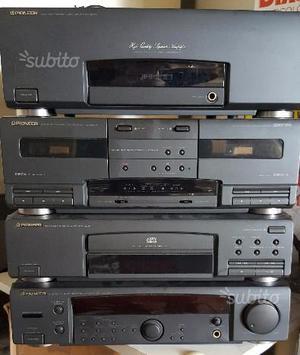 Impianto stereo pioneer anni 90 posot class - Impianto hi fi casa ...