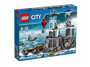 LEGO - City Polizia , la Caserma della Polizia