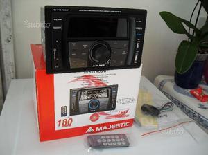Majestic SV 515 RDS/BT 2 DIN nuovo