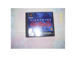 Nightmare creatures per play station