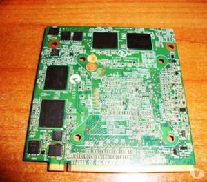 Scheda video notebook NVIDEA GeForce M GS 512M da testar