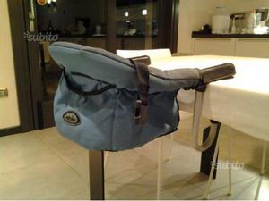 Seggiolino inglesina huggy easy clip posot class - Seggiolini da tavolo cam ...