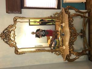 Specchio Di Antiquariato Posot Class