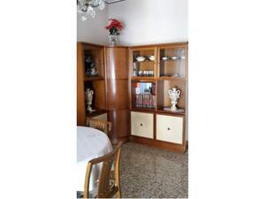 2 mobili stile classico + tavolo rotondo allungabile + 6